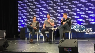 Heroes & Villains FanFest 2015 (Super Cousins Panel) [HD, 720p].mp4_000041508