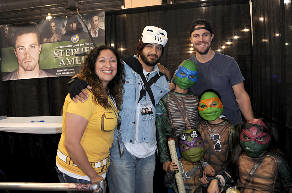 Wizard World Comic Con Philadelphia 2016 - Day 2